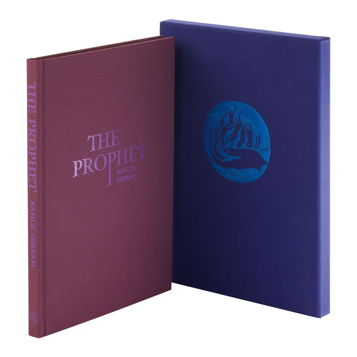 The Folio Society Edition of The Prophet (Front Cover)