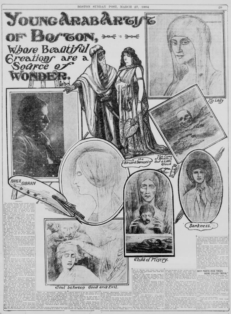 Boston Sunday Post March 27 1904 10