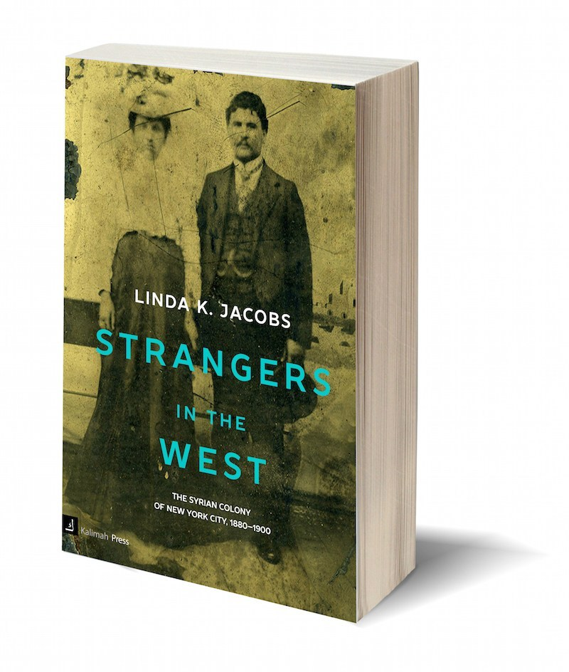 Strangers in the West By Linda K. Jacobs