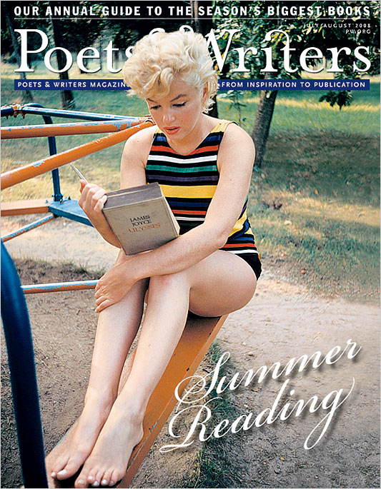 Poets and Writers Magazine Cover c. 1950's