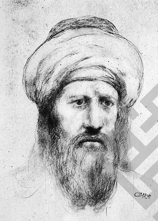 Muwashshahat Jadidah: al-Bahr; al-Sharurah; al-Jabbar al-Ri'bal; al-Shuhrah [Poem], Bi-al-Ams, wa-al-Yawm, wa-Ghadan [Poem], al-Ard [Poem], Ibn Sina wa-Qasidatuhu [Criticism], Ibn Sina [Drawing], al-Funun 3, no. 3 (October 1917)