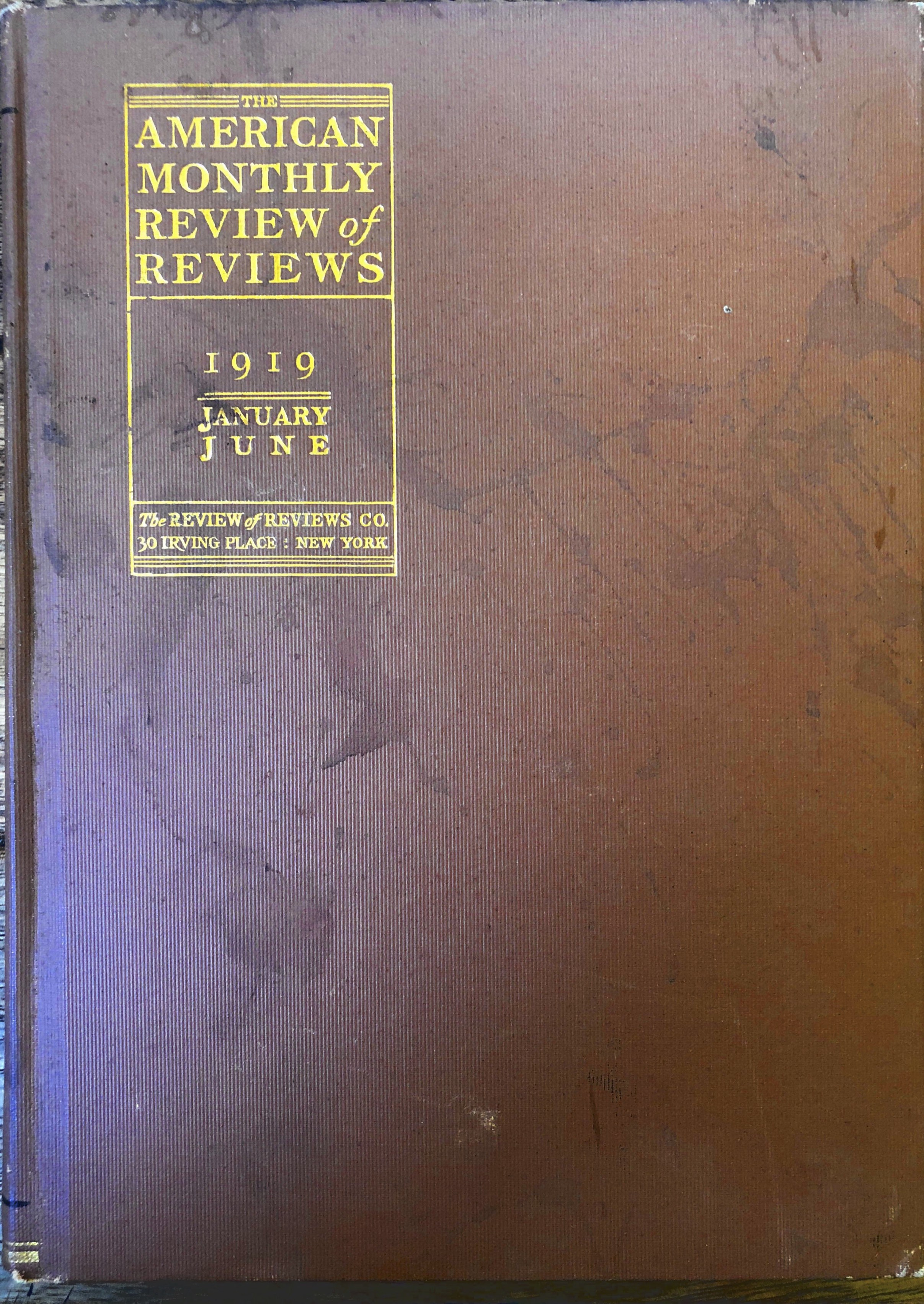 A Poet-Painter of Lebanon, The American Review of Reviews, Edited by Albert Shaw, New York: The Review of Reviews Company, vol. LIX, January-June 1919, p. 212.