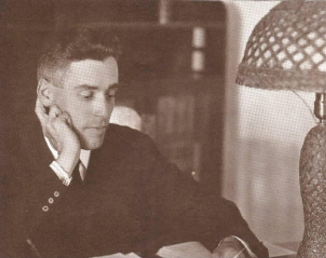 Floyd Starr, Kahlil Gibran Was a Man I called My Friend (Undated Talk)