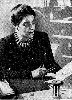Letter of Kahlil Gibran to Marie Azeez El-Khoury (Boston, undated)