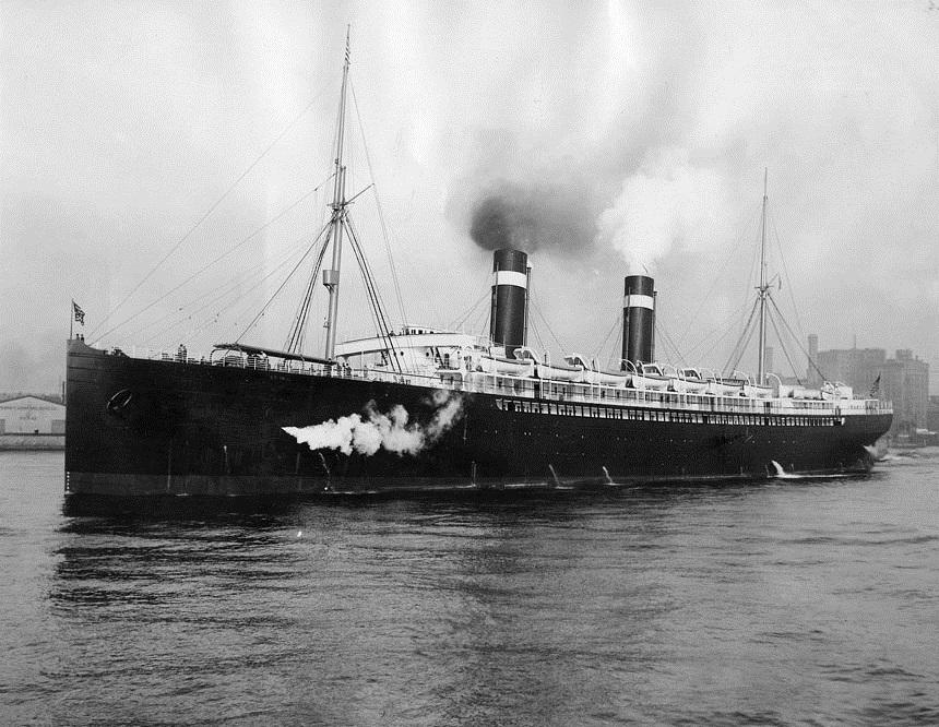 Ship Manifest (Saint Paul, 1902)