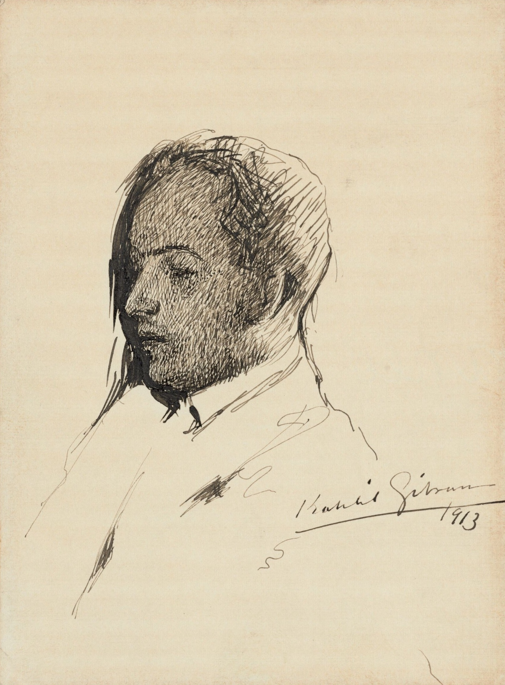 Letters of Kahlil Gibran to Witter Bynner